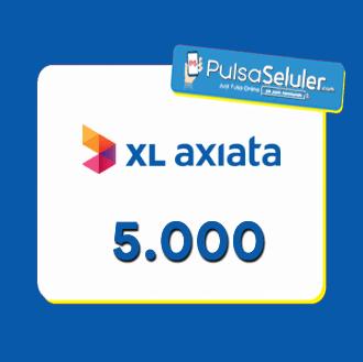 Pulsa XL - XL REGULER 5.000