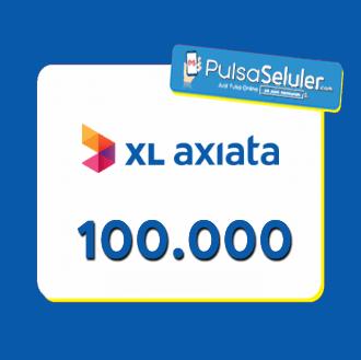 Pulsa XL - XL REGULER 100.000