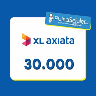 Pulsa XL - XL REGULER 30.000