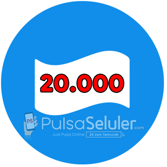DANA Saldo DANA - Top Up DANA 20.000