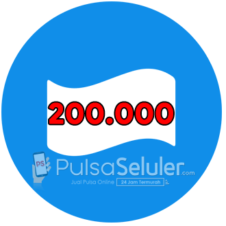 DANA Saldo DANA - Top Up DANA 200.000